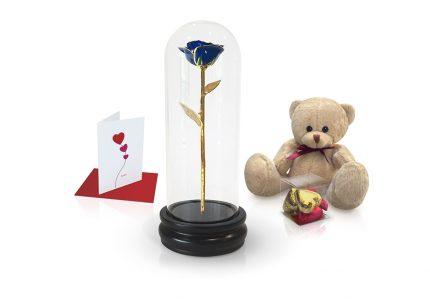 Domes-Gift-Sets-Blue-Gold-Leaf